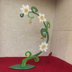 Ornament Hook with Daisies, Silvestri-Karen Rossi